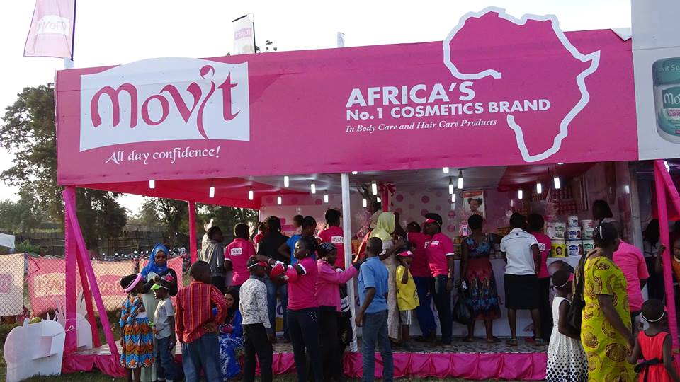 Movit participated in a 10 day Mbarara Trade show
