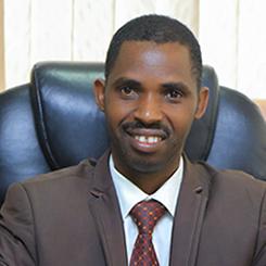 Bruce Mpamizo Marketer, Salesman Sales and Marketing Director