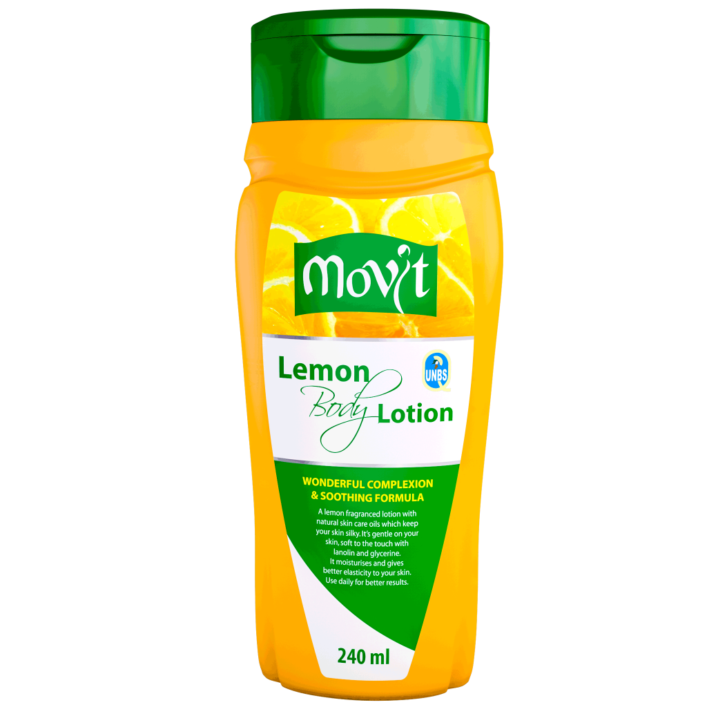 Lemon Lotion