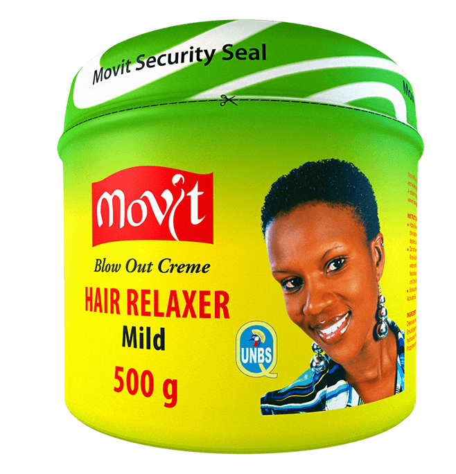 Blow-Out Crème Relaxer