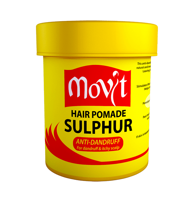 Sulpher Hair Pomade