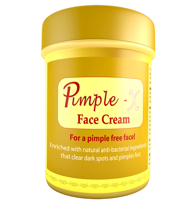 Pimple X Face Cream