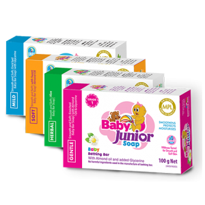 baby junior soap family