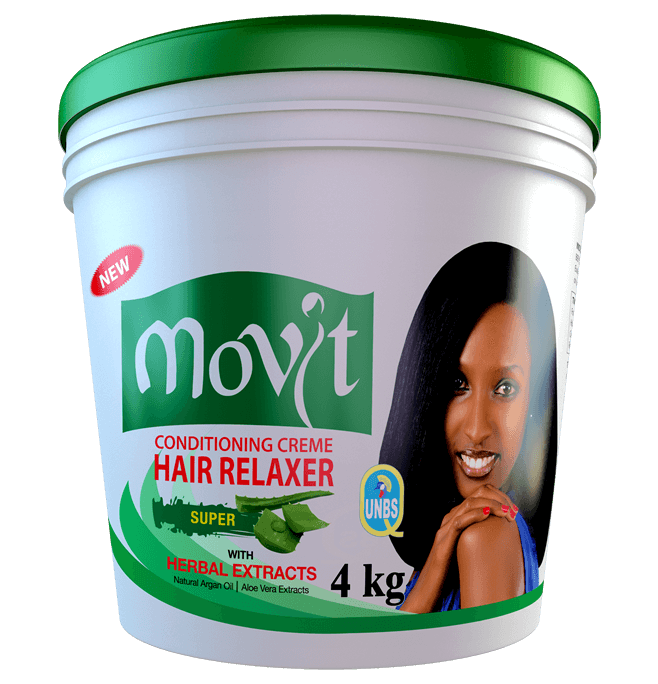 Movit No Base Relaxer-Herbal