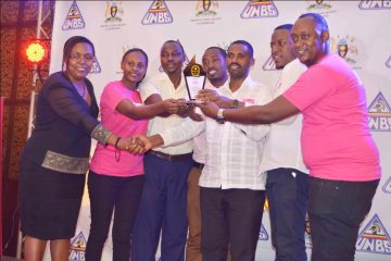 MOVIT scoops  this  year's  UNBS Quality Gala Awards