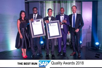 MOVIT WINS BRONZE MEDAL AT THE SAP AWARDS 2018