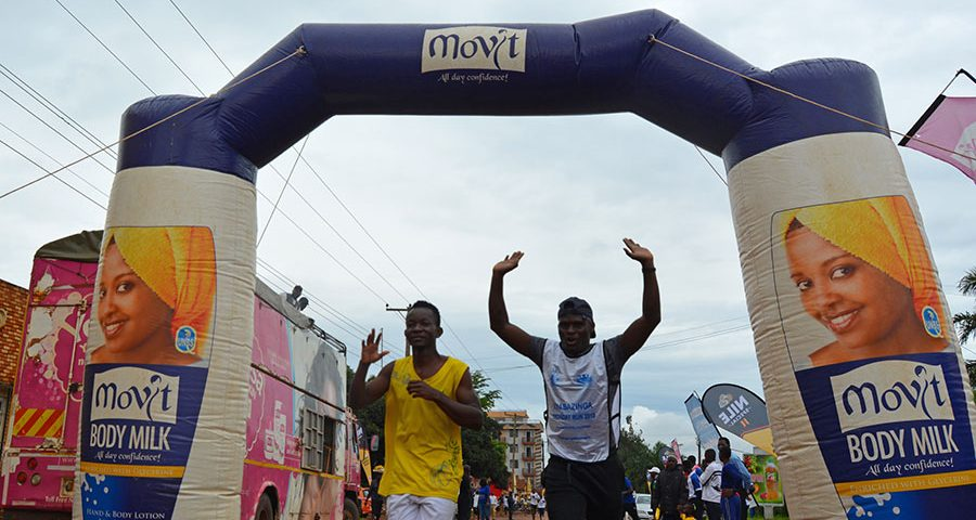Kyabazinga Birthday Run