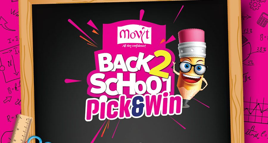 Movit Back to School