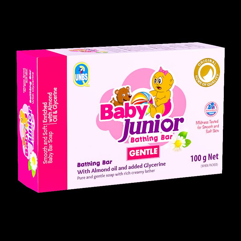 Baby junior soap (gentle)